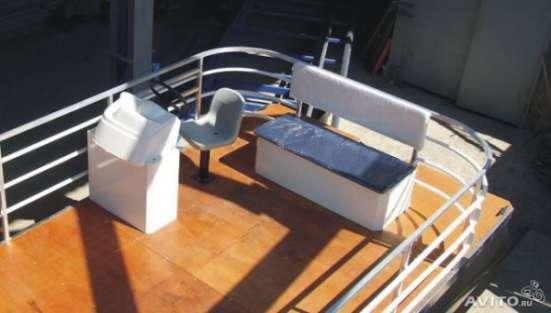 Катер грузопассажирский, моторный понтон для дайвинга в Саратове Фото 2