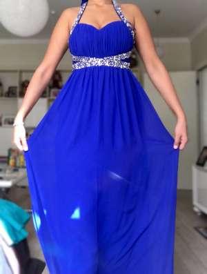 Вечернее коктейльное платье QUIZ в пол