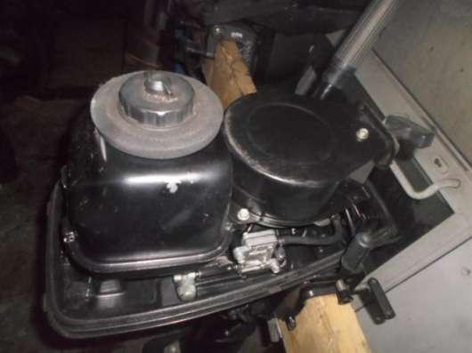 лодочный мотор SUZUKI 4 , из Японии,.