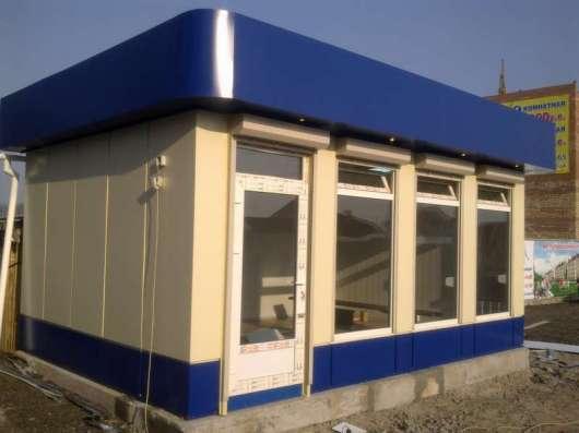 Изготовление торговых павильонов в Щёкино в Туле Фото 5