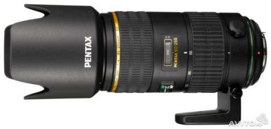 Лучший объектив Pentax DA 60-250 mm f/4