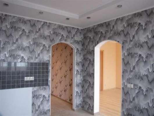 Комплексный или частичный ремонт помещений обои ламинат плит в Москве Фото 3