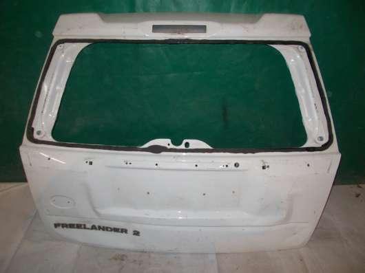 Крышка багажника Land Rover Freelander 2 (с дефектами)