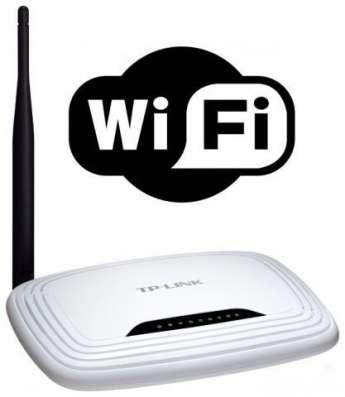 Настройка Wi-Fi роутера, TV, обжим коннекторов. Красноярск