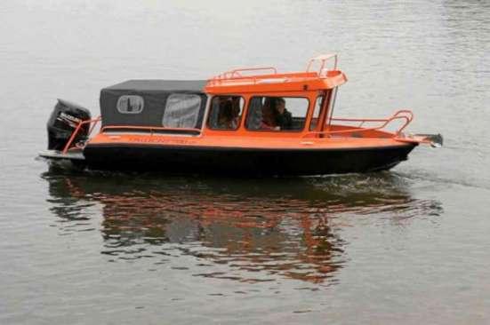 Продаем катер (лодку) Trident 720 CT в Ярославле Фото 1