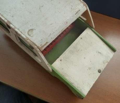 Игрушка машина деревянная СССР 1950 винтаж в Орле Фото 1