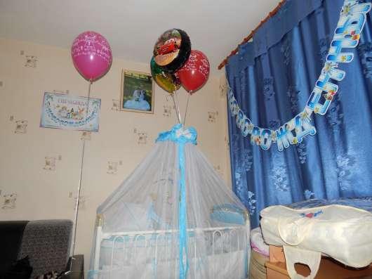 Детская кроватка в Новосибирске Фото 1