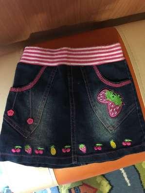 Шорты, юбки, платья для девочки