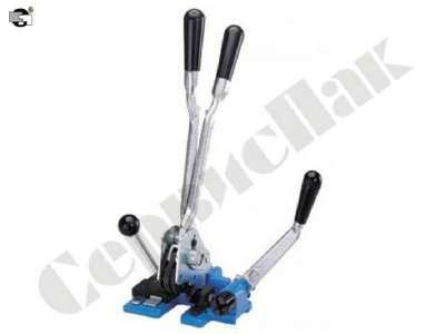Комбинированное устройство для обвязки лентой