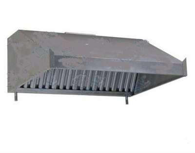 Зонт вентиляционный настенный