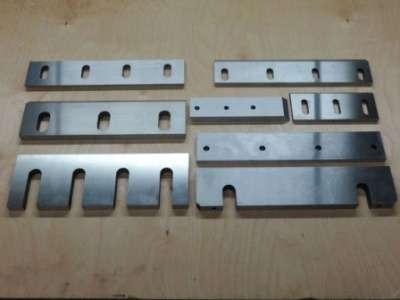 Изготовление ножей для дробилок.