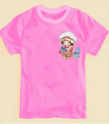Детские хлопковые футболки мелким оптом Россия в Туапсе Фото 2