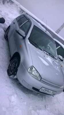 автомобиль ВАЗ 1117 Kalina