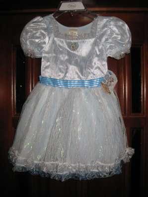 Дисней фирменное платье Фарфоровой куколки Оз