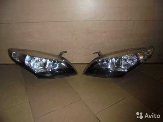 Фары Renault Megane 3