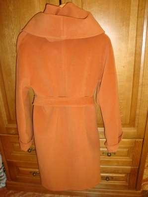 Продается пальто женское кашемировое, размер 48 в г. Симферополь Фото 2