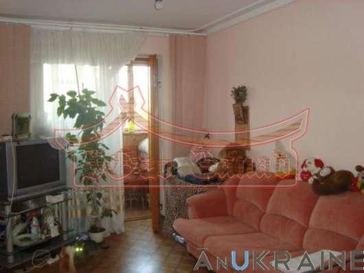 Трёхкомнатная квартира на ул. Королева/Архитекторская