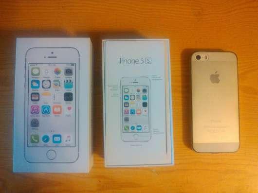 IPhone 5s 16Gb на гарантии до февраля 2017 в Нижнем Новгороде Фото 3