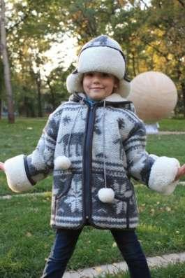 Детская шерстяная куртка MagicWool
