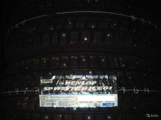 Новые японские Dunlop 275 70 R16 Winter ICE01 в Москве Фото 2
