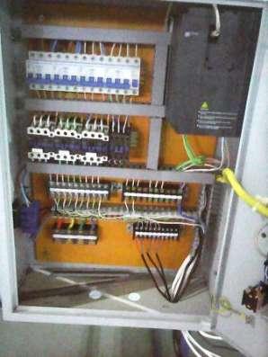 Станция управления погружного (глубинного) насоса