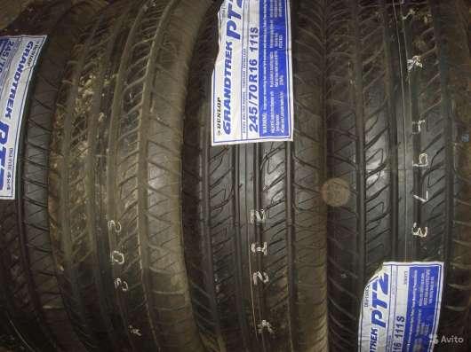 Новые Dunlop 275/65 R17 Grandtrek PT3