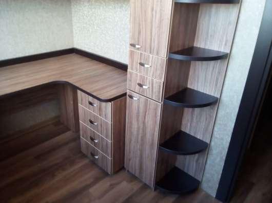 Отделочные работы, сборка и установка мебели