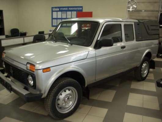 Niva Pickup 2329