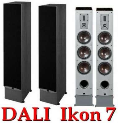 Напольные 3-х полосные, пассивные колонки DALI Ikon 7, 200х2
