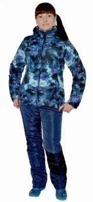 Женский зимний костюм для прогулок  Принты