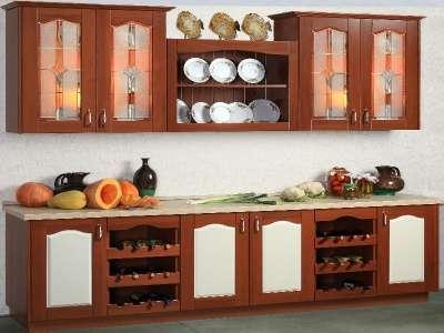 Кухни на заказ по оптовым ценам Спутник Стиль, Джаз в Климовске Фото 4