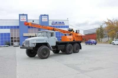 Установка разведочного бурения УРБ-2А-2 Бурагрегат