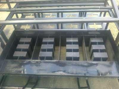 шлакоблочный станок для блоков ВСШ
