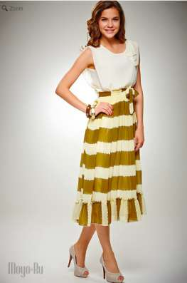 Летнее платье от бренда EZANNA