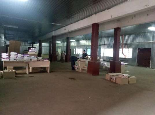 Аренда склада в ЮВАО 4500 кв. м/год в Москве Фото 1