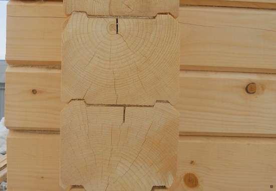 Профилированный брус в Кемерово Фото 2
