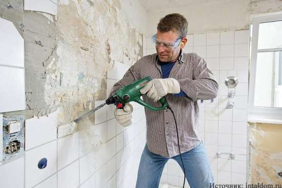 Реконструкция, реновация домов и офисов