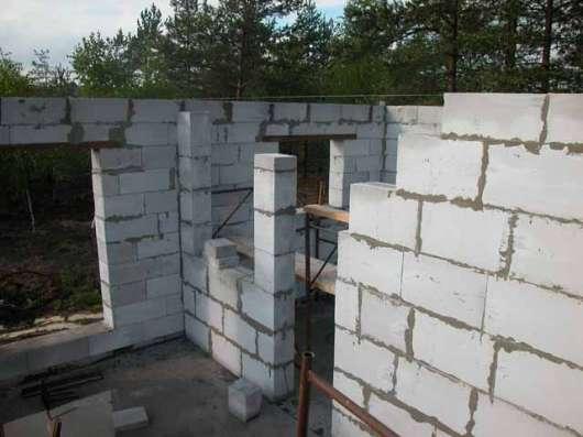 Строительство коттеджей, домов, зданий, отделка