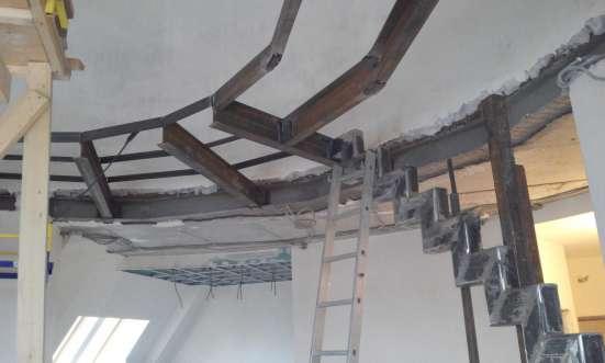 Изготовление лестниц любой сложности