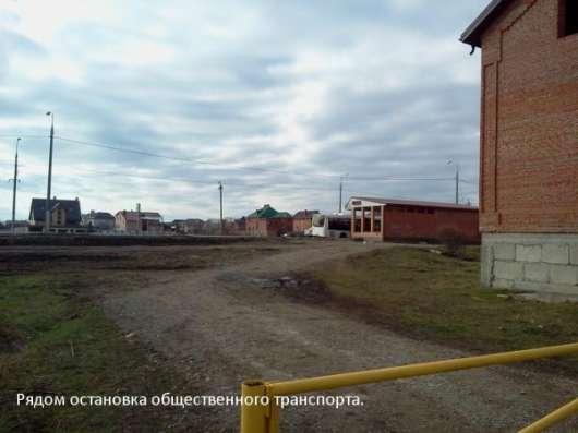 Участок под ИЖС 8,3 сотки с коммуникациями возле Красной Площади в Краснодаре