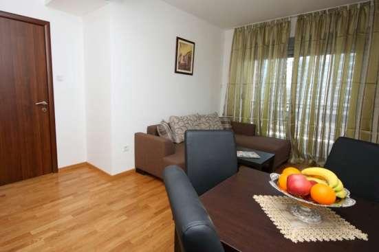 Апартамент с 1 спальней в центре Будвы