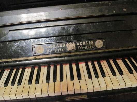 Продажа фортепиано, швейной машинки и печатной машинки в Санкт-Петербурге Фото 2
