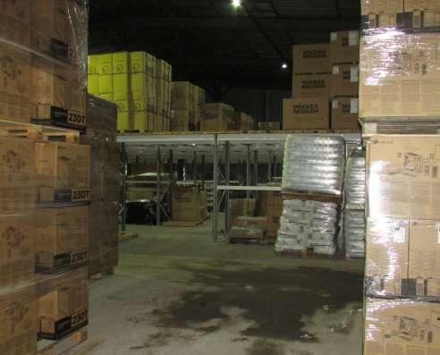 Хранение товаров на Ленинградском шоссе, ответхранение