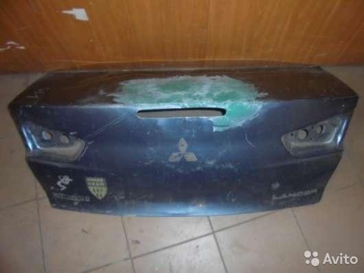 Крышка багажника Mitsubishi Lancer 10