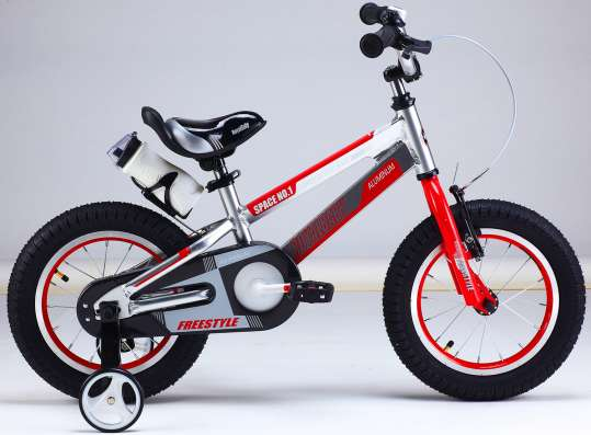 Детский велосипед Royal Baby Freestyle Space №1 Alloy