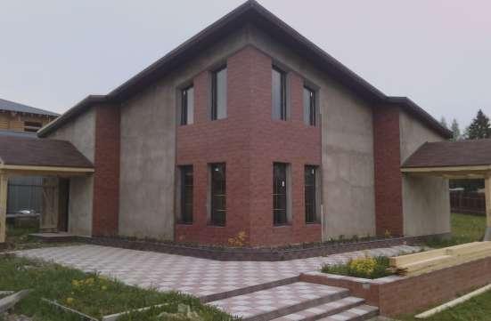 Дом 212 м² на участке 6.4 сот