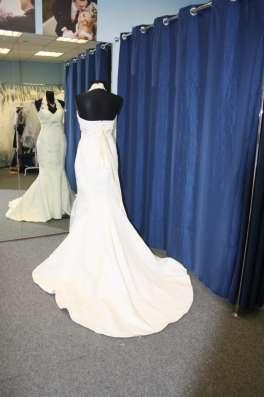 Свадебное платье-русалка Джулия в Москве Фото 2