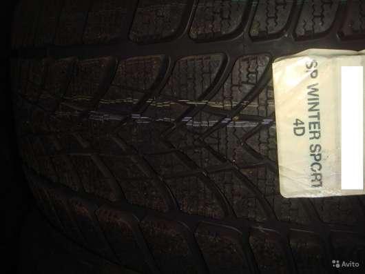 Новые зимние Dunlop 255 40 R18 Winter Sport 4D
