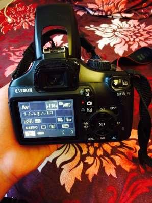 Canon EOS 1100D в Москве Фото 1