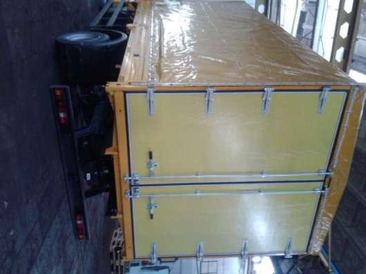 Ворота на грузовой автотранспорт в Набережных Челнах Фото 5